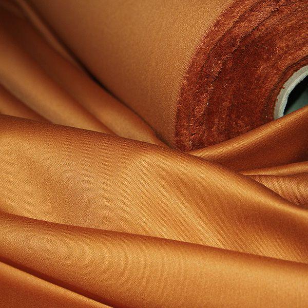 Сатен однотонный ткани стандарт