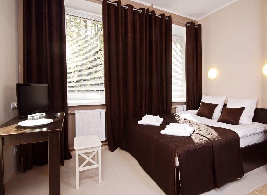Текстиль для номеров отелей